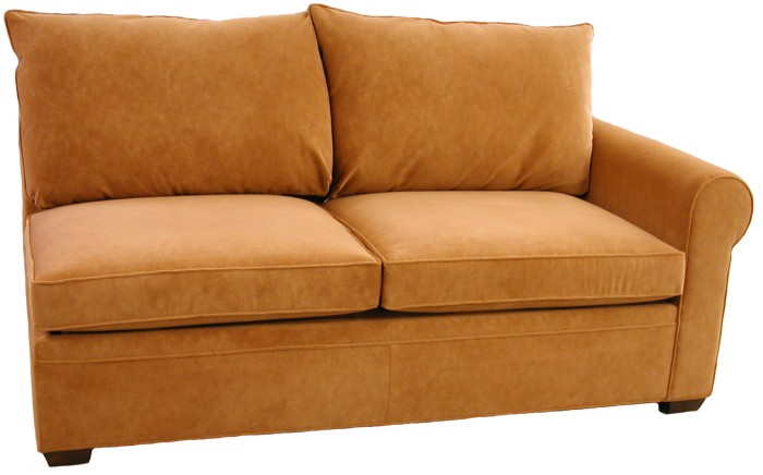 Byron 1-Arm Full Sleeper Sofa Right Facing