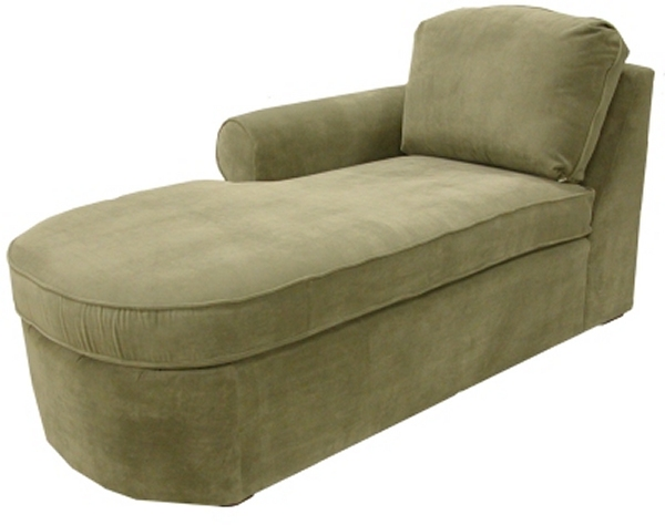 Roth 1-Arm Chaise Left Facing