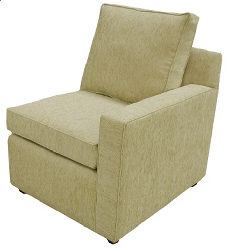 Hall 1-Arm Chair Right Facing