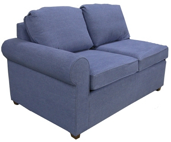 Roth 1-Arm Loveseat Left Facing