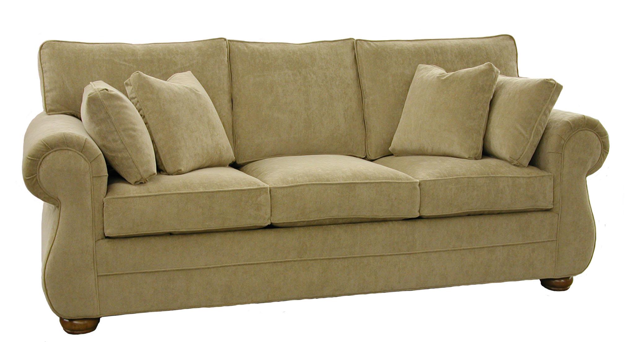 Kingsley Queen Sleeper Sofa Carolina Chair American Made Usa Nc Furniture Free Shipping