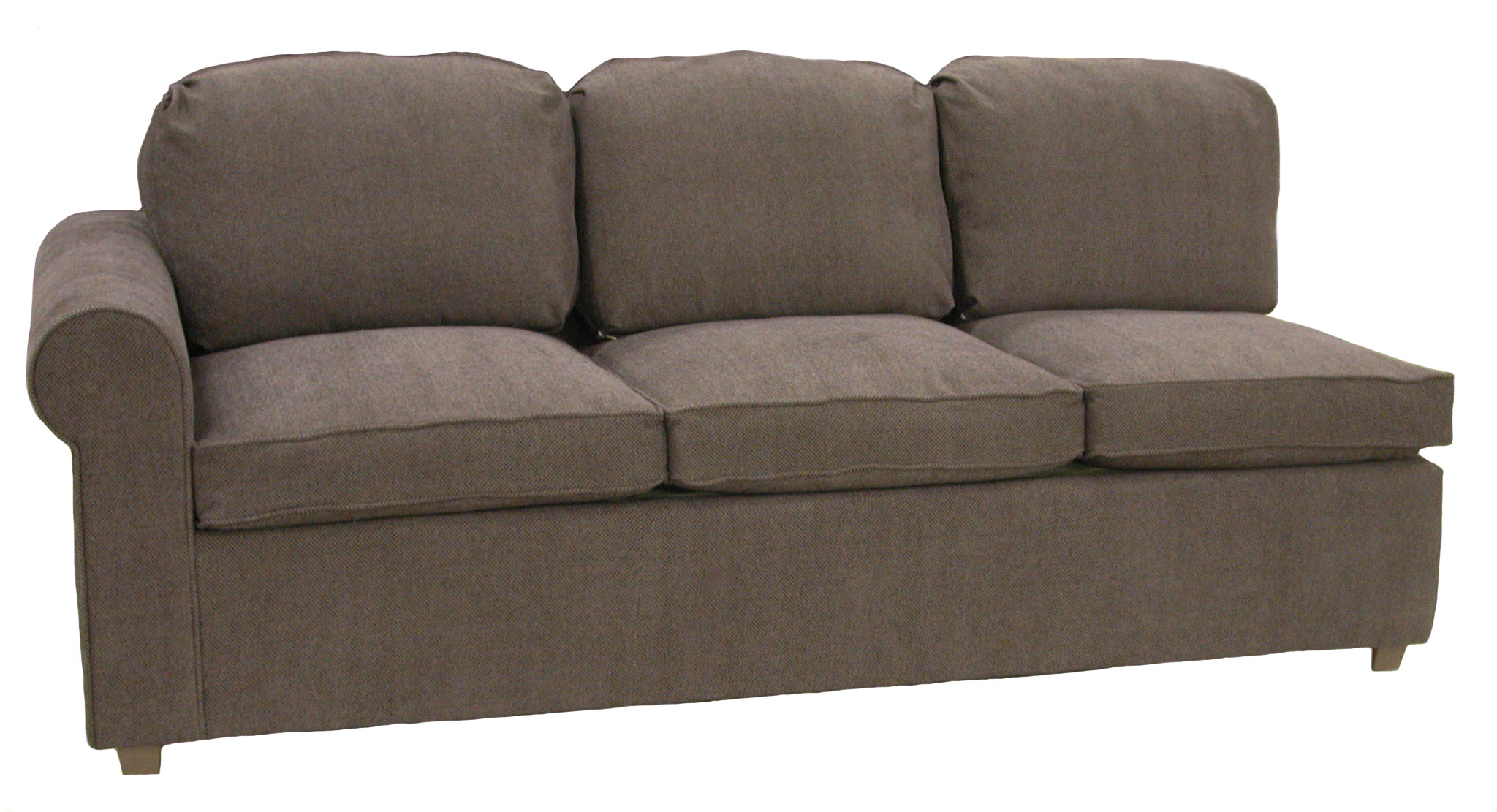 Roth 1-Arm Queen Sleeper Sofa Left Facing