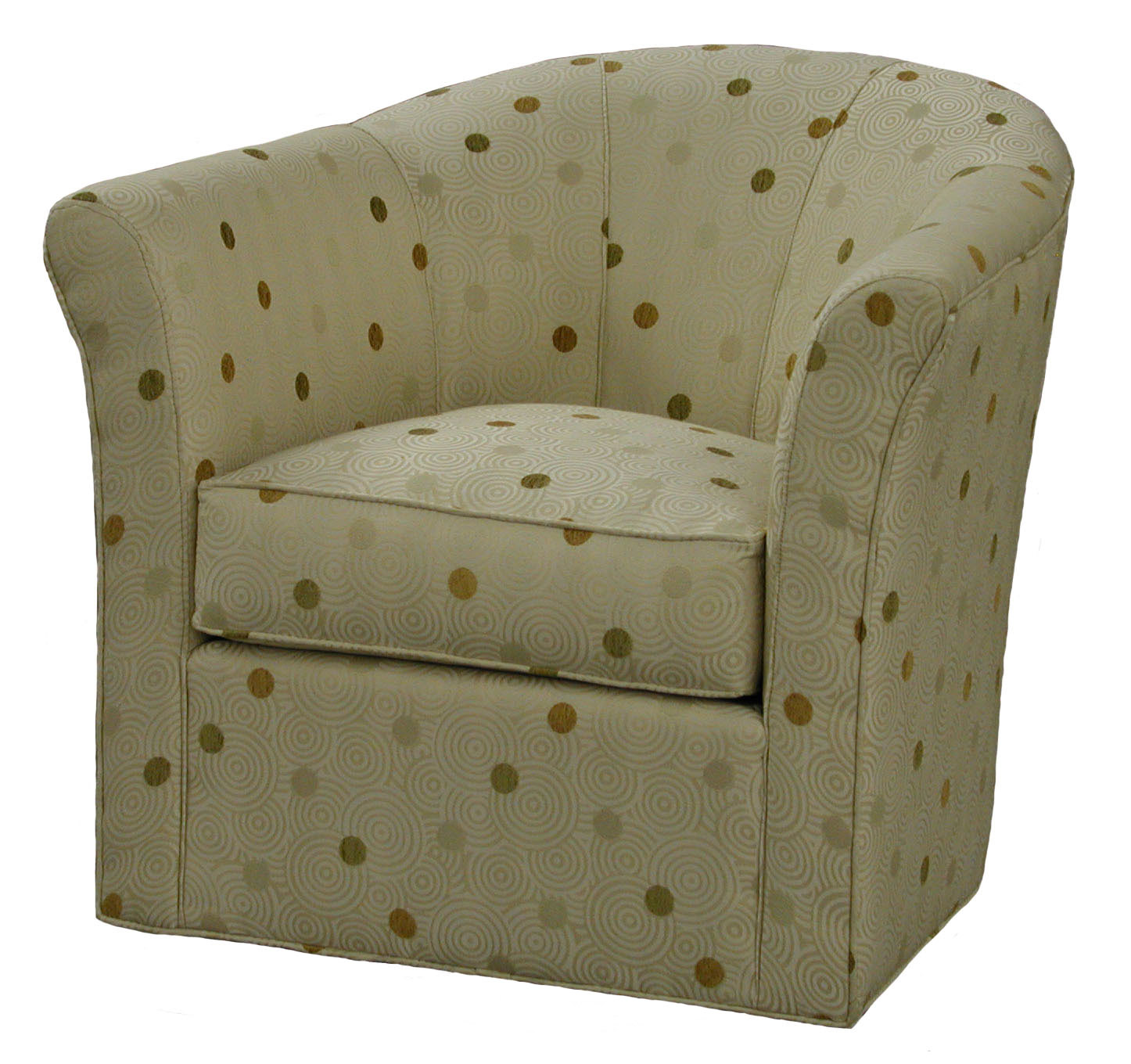 keats swivel glider carolina chair