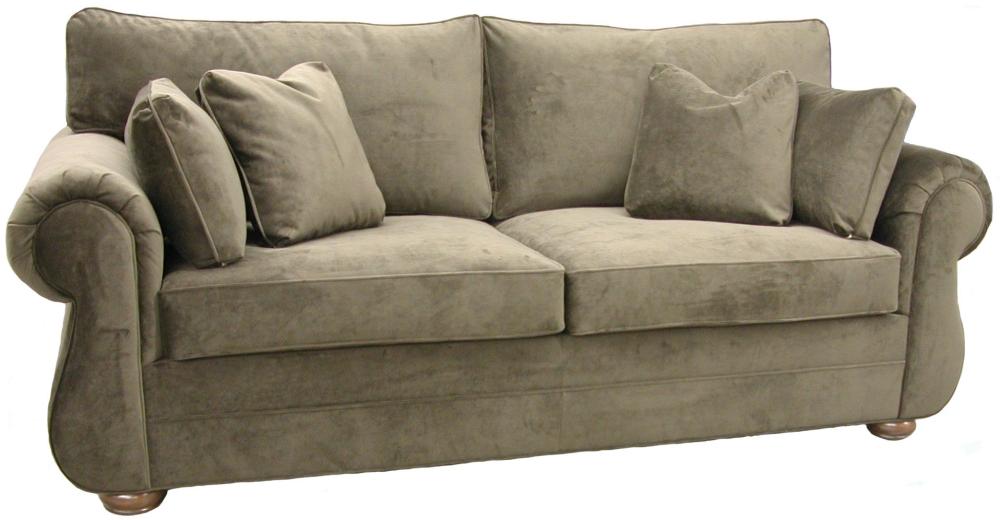Kingsley Queen Sleeper Sofa Carolina Chair American Made