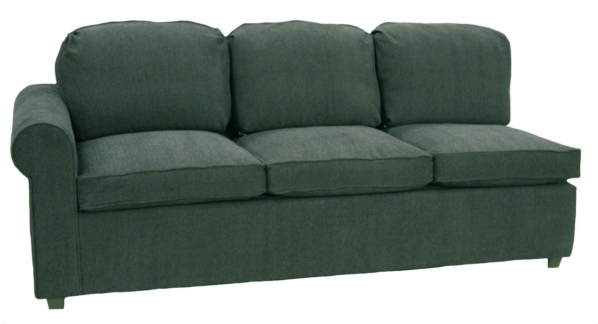 Roth 1-Arm Sofa Left Facing