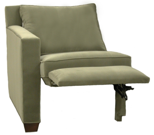 Crawford 1-Arm Recliner Left Facing