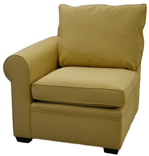 Byron 1-Arm Chair Left Facing
