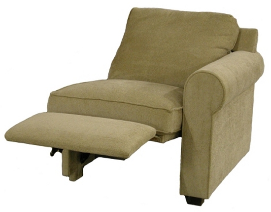 Roth 1-Arm Recliner Right Facing