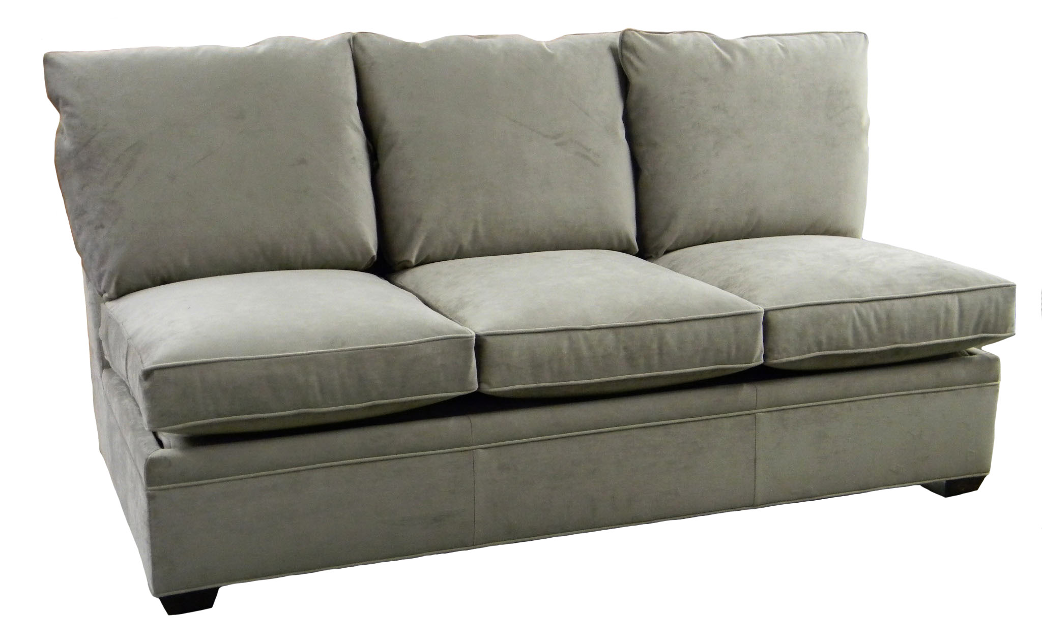 Byron Armless Queen Sleeper Sofa