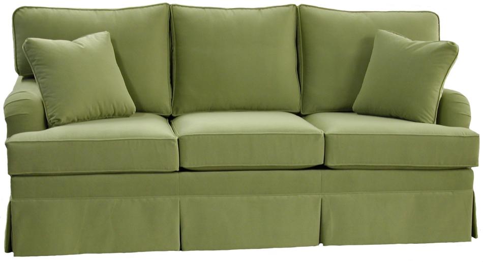 English Queen Sleeper Sofa
