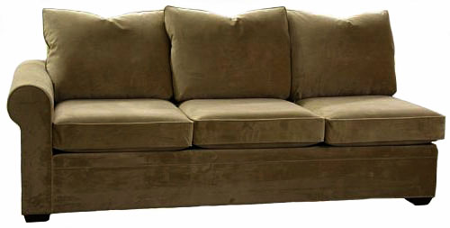Byron 1-Arm Sofa Left Facing