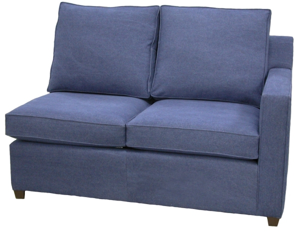 Hall 1-Arm Loveseat Right Facing