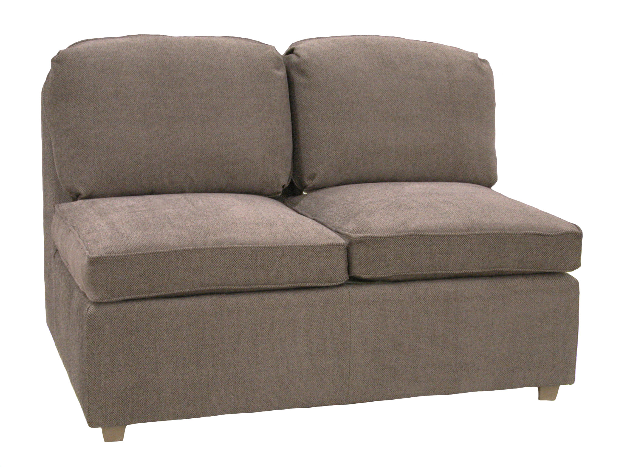 Roth Armless Loveseat