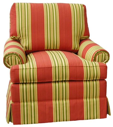 Eliot Swivel Rocker Chair