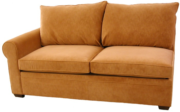 Byron 1-Arm Full Sleeper Sofa Left Facing