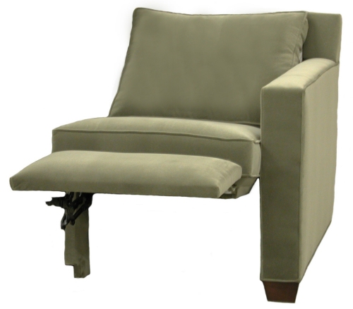 Crawford 1-Arm Recliner Right Facing