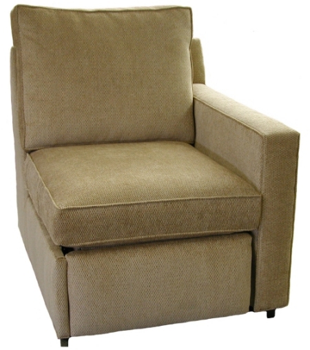 Hall 1-Arm Recliner Right Facing