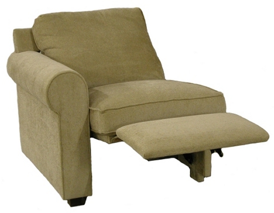 Roth 1-Arm Recliner Left Facing