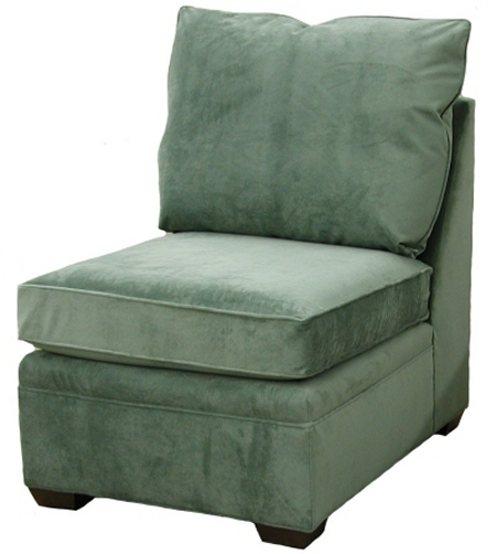 Byron Armless Chair