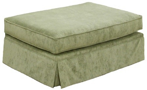 Bishop Large Ottoman