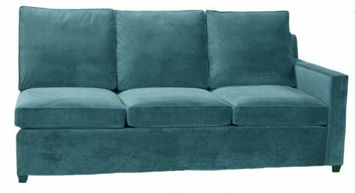 Hall 1-Arm Sofa Right Facing
