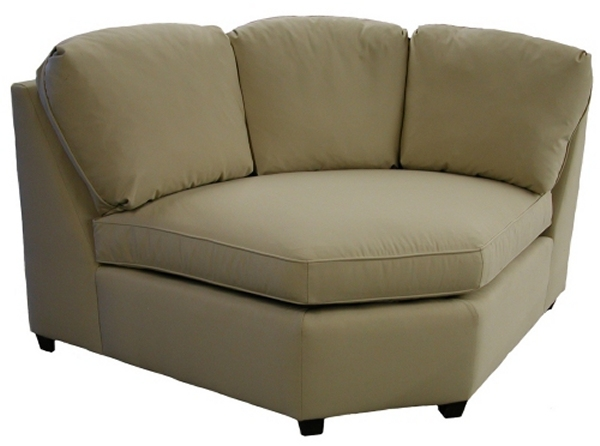 roth curved wedge - Curved Loveseat