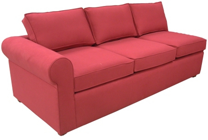 Yeats 1-Arm Queen Sleeper Sofa Left Facing