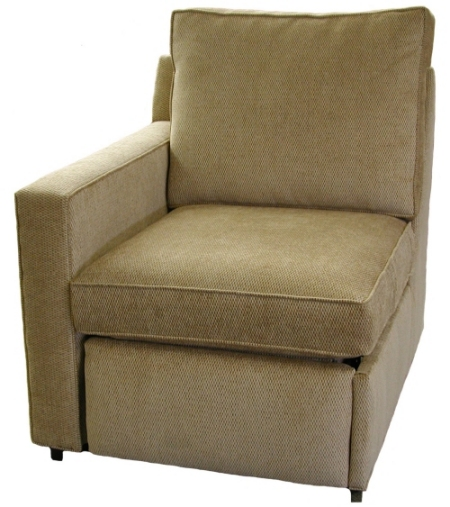 Hall 1-Arm Recliner Left Facing