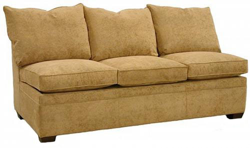 Byron Armless Sofa