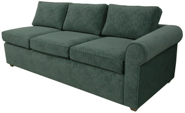 Yeats 1-Arm Sofa Right Facing