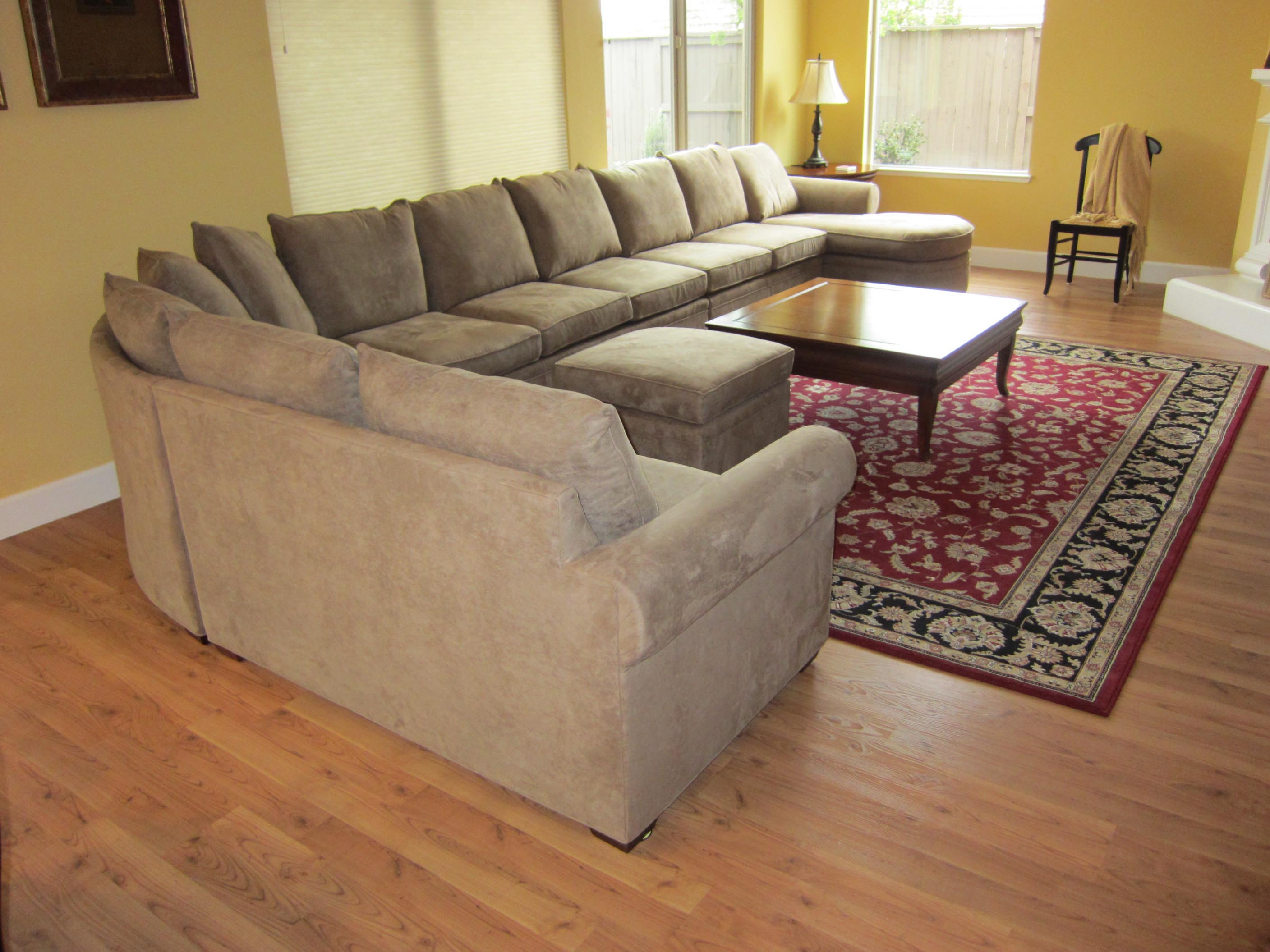 Carolina Chair Testimonials Reviews Happy Customers 2012 Custom Furniture Sectional Sofas : extra long sectional - Sectionals, Sofas & Couches