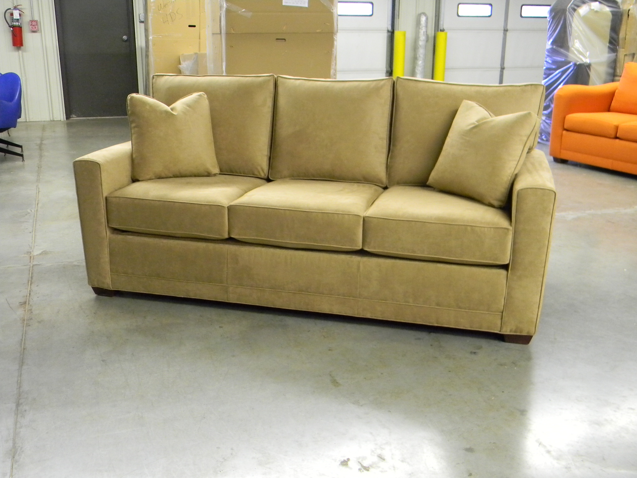 A lot of furniture: reviews of customers and employees about the store. Reviews of the sofa Amsterdam 92