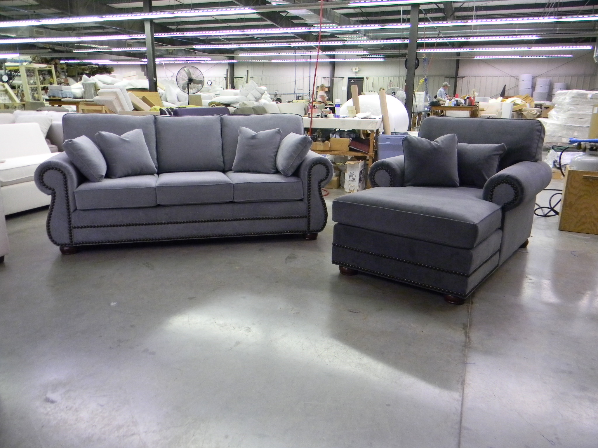 Sofas and Loveseats Sectionals Sectional Sofas Custom North